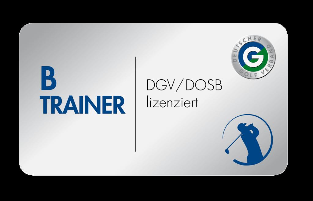 B-Trainer Logo