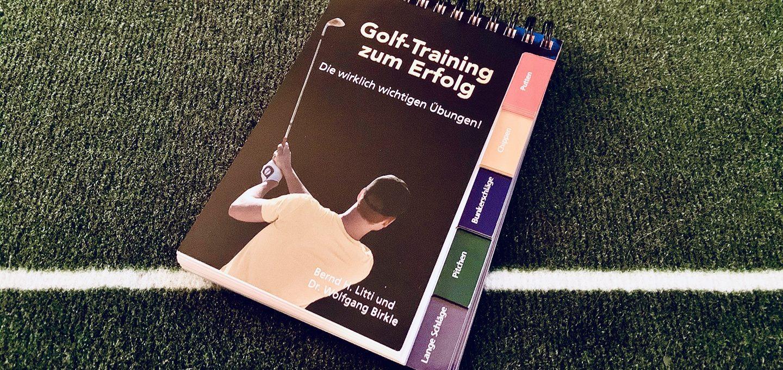 Golf-Training zum Erfolg Cover-Bild